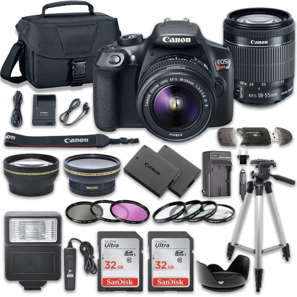 Canon 18 55mm 3 5 5 6 SanDisk Accessory