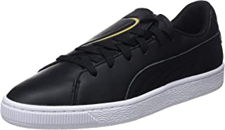 Puma Women's Basket Crush Emboss Wn S Leather Sneakers
