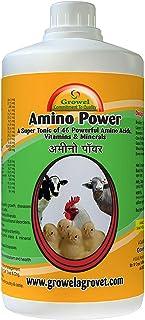 Growel Amino Power- Pet Supplement - 500ml (5 bottles)