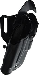 Safariland 6360 Level 3 Retention ALS Duty Holster, Mid-Ride, Black, STX Plain, Glock 23 with M3