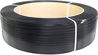 PAC Strapping 48H.50.2172 Polypropylene Heavy Duty Hand Grade Strapping, 7,200' Length, 1/2