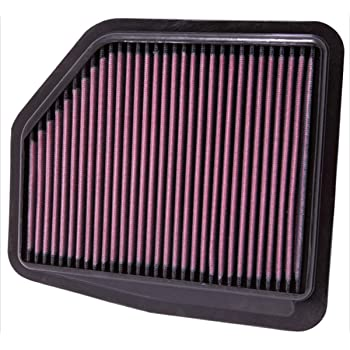 K/&N 33-2423 Filtri Aria Sostitutivi Auto Lavabile e Riutilizzabile