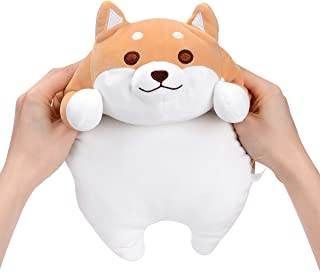 Shiba Inu Stuffed Animal Toy - Cute Corgi & Akita Dog Plush Pillow, Plush Toy Best Gifts for Girl and Boy, Can Be Used for...