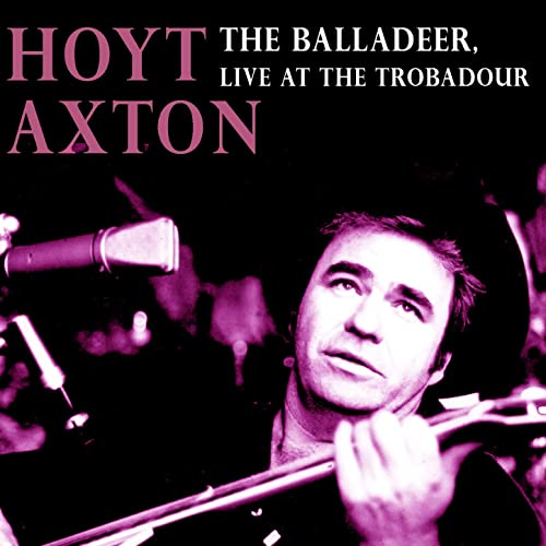 The Balladeer: Recorded Live at the Troubadour