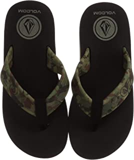 Volcom Kids' Daycation Big Youth Sandal