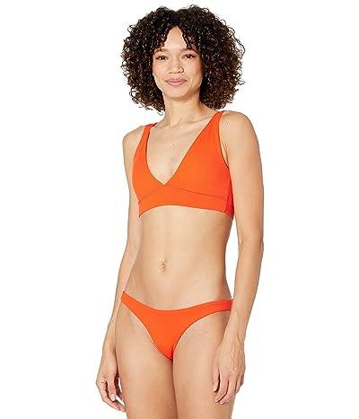 Maaji Ginger Allure Four-Way Reversible Bikini Top Women