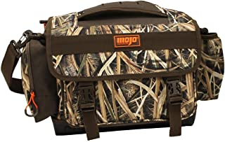 MOJO Outdoors Timber Blind Bag Duck Hunting, Mossy Oak Blades Camo (New)