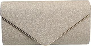 Wiwsi Fashion Women/Lady Wedding Evening Party Clutches Bag Prom Handheld Bags