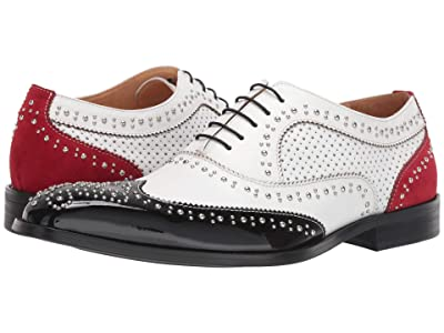 Carrucci Kravitz (Black/Red/White) Men