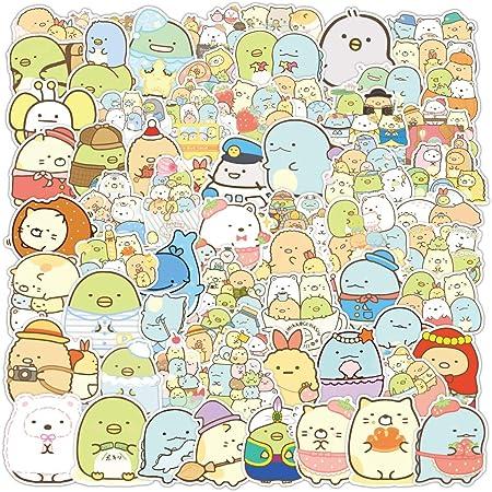 100 Stück Hello Kitty Aufkleber Japanische Sanrio Kawaii Aufkleber Ästhetische Vinyl Aufkleber Für Wasserflaschen Skateboard Laptop Wasserdichte Aufkleber Packs Auto