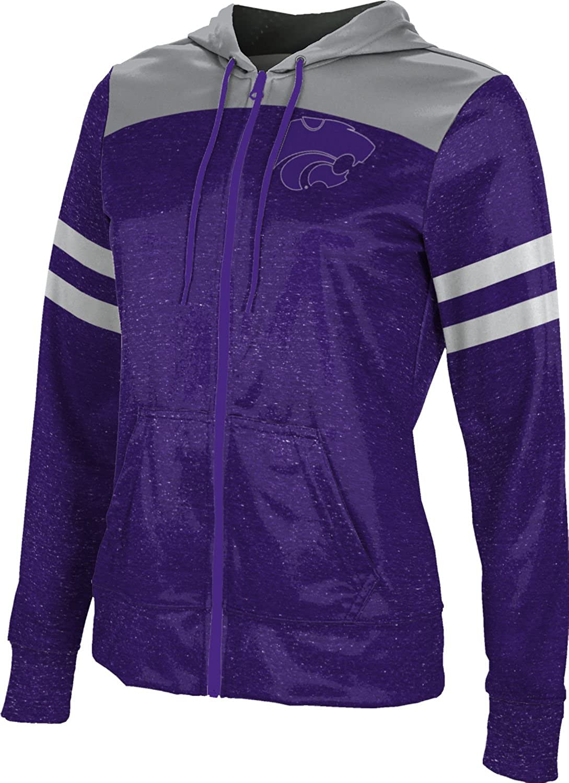 ProSphere Kansas State University Girls' Zipper Hoodie, School Spirit Sweatshirt (Gameday)