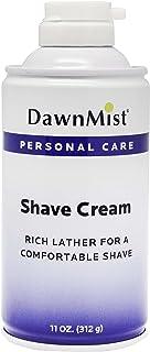 Dukal SC110-12 Dawn Mist Shave Cream, 11 oz. Aerosol Can (Pack of 12)