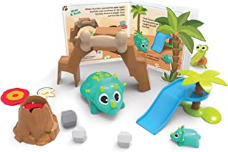 Learning Resources LER3082 Coding Critters Rumble & Bumble, Toy of The Year Award Winner, Interactive STEM Coding Toy, Ear...