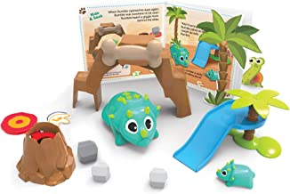 Learning Resources Coding Critters Rumble & Bumble, Toy of the Year Award Winner, Interactive STEM Coding Toy, Early Codin...