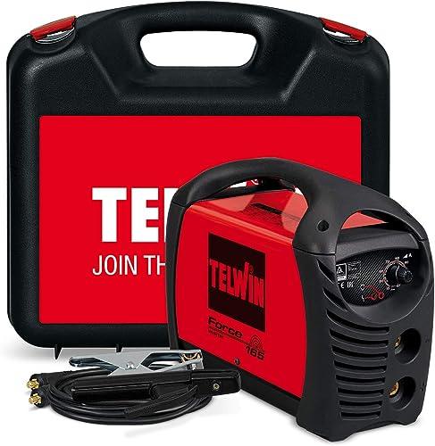 Telwin 07170085 Soldadura Inverter Force 165, 140A