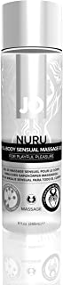 System JO Nuru Full Body Sensual Massage Gel, 8 Fluid Ounce
