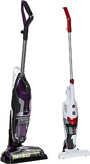 (B07NDNBXGC) Bissell Crosswave Cordless Pet, 2588E + FREE (B072XPQ5XJ) Bissell Featherweight 2024 2in1 upright Vacuum wort...