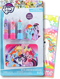 My Little Pony Accessories for Girls Lip Care Set & Tin