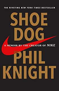 Shoe Dog: A Memoir by the Creator of Nike (English Edition)
