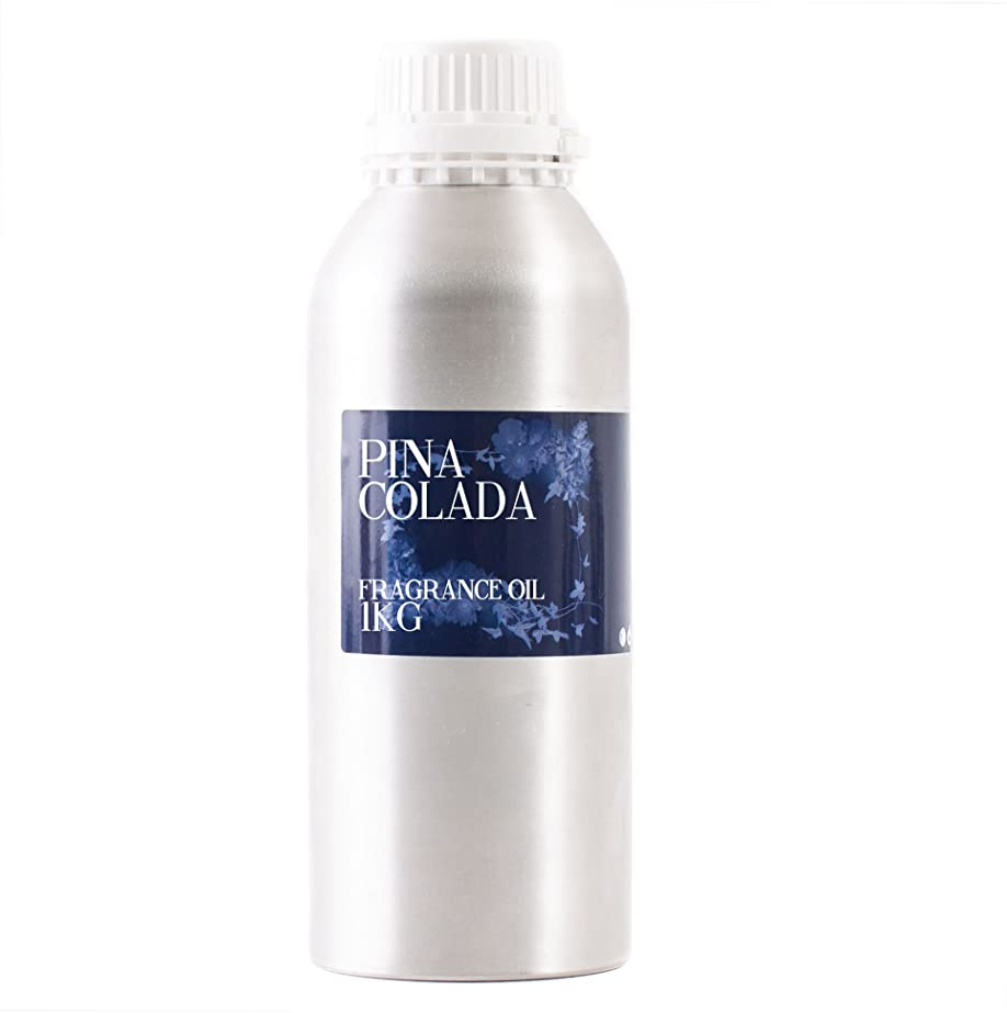 徴収根絶する巻き戻すMystic Moments | Pina Colada Fragrance Oil - 1Kg