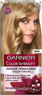 Garnier Color Intensity 8.0Luminous Light Blond Haircolor, 100 gm
