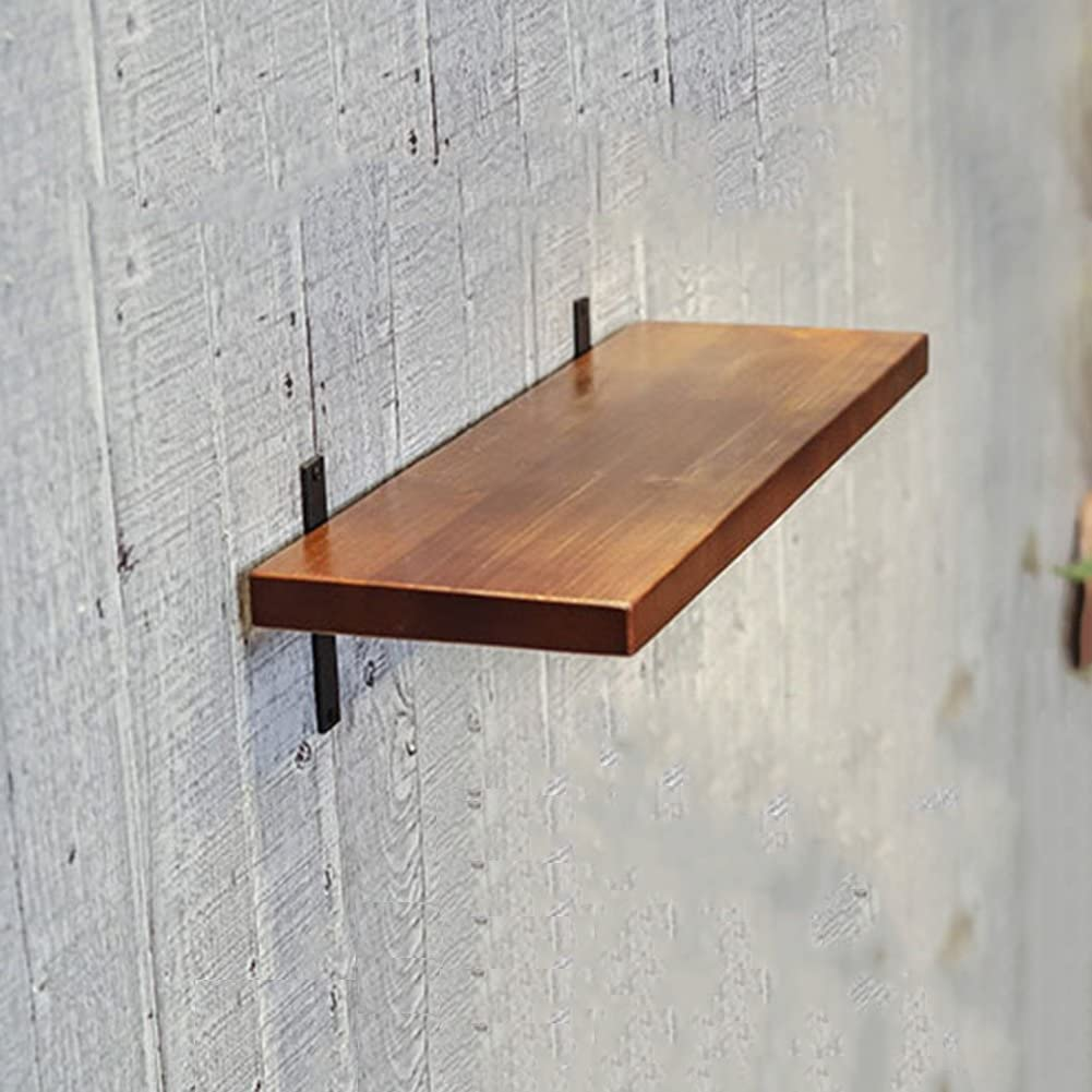 WMMING Award-winning store Wall-Mounted Display Rack Courier shipping free shipping Solid Plate B Iron Support Wood