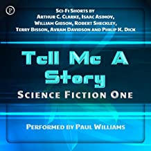 Tell Me a Story: Science Fiction One