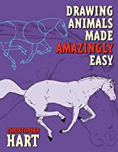 Drawing Animals Made Amazingly Easy (Made Amazingly Easy Series) (English Edition)