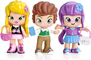 PINY Pinypon by Pack de 3 figuras, Julia, Lilith y Will, surtido 2 (Famosa 700013378)