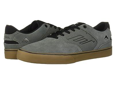 Emerica Low Vulc (Grey/Black/Gum) Men