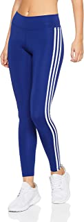 adidas Women's CZ7949 Believe This Solid 3-Stripes Tight