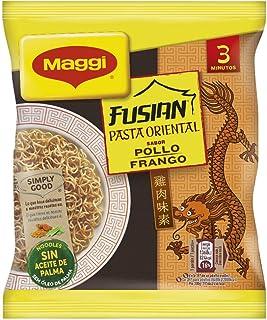 Maggi Fusian Pasta Oriental Noodles Sabor Pollo, 71g