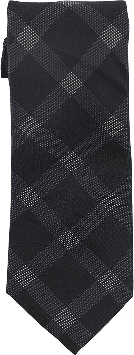 Kenneth Cole Sale SALE% OFF Mens Dotted Limited price sale Grid Necktie Self-Tied