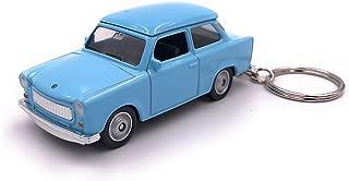 Trabant 601 Limousine Puzzle Modellauto als HO Schlüsselanhänger Trabi