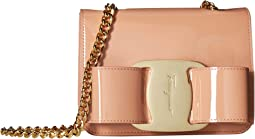 31d442b4e0b9 Salvatore ferragamo b558 miss vara mini bag