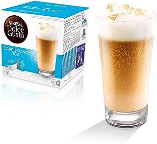Nescafe Dolce Gusto Dosettes capsules Thé Original 96 CAPPUCCINO ICE