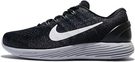 Nike Men's Lunarglide 9, Black/White-Dark Grey, 6.5 M US