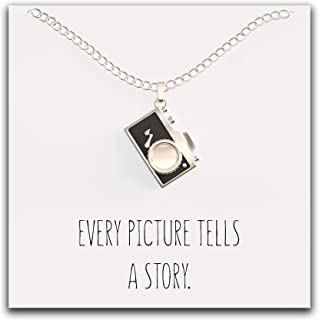 Best camera charm necklace Reviews