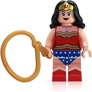 LEGO Super Heroes: Wonder Woman Minifigura Con Lasso