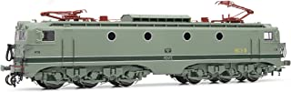 Electrotren E2743S elektrolokomotiv rad 276.8634 av RENFE-ljud modellbana, grön