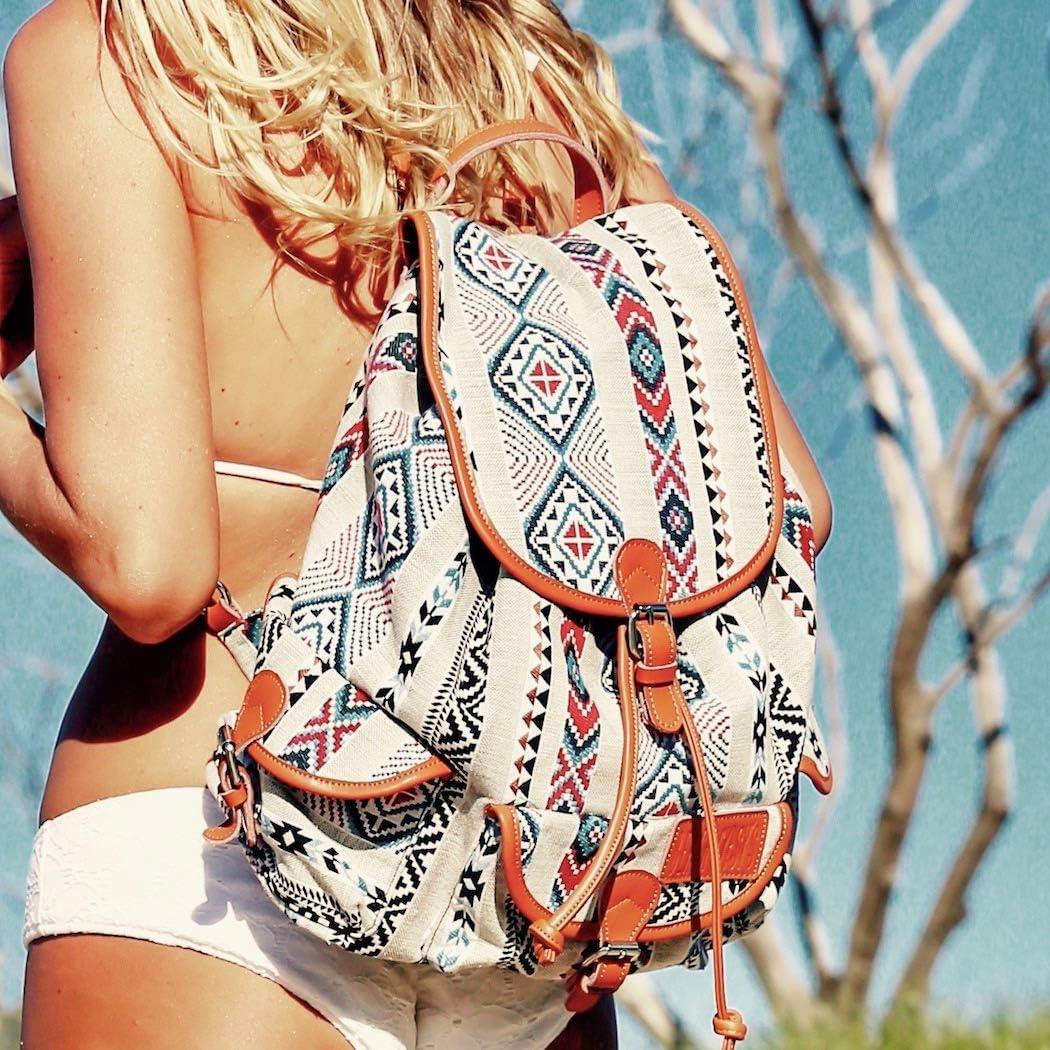 Designer Fashion Backpack, Genuine Leather, Luxury beach bag, hobo backpack, luxury gym backpack shoulder satchel