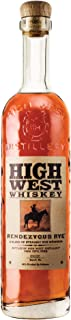 High West Rendevous Rye Whisky 70 cl