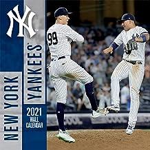 New York Yankees 2021 12×12 Team Wall Calendar PDF