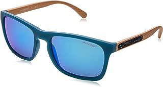Arnette BURNSIDE AN 4236 BLUE/BLUE GREEN MIRROR men Sunglasses