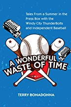 A Wonderful Waste Of Time: Tales From a Summer in the Press Box with the Windy City ThunderBolts and Independent Baseball
