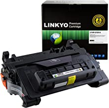 LINKYO Compatible Toner Cartridge Replacement for HP 81A CF281A (Black)
