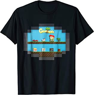 Official Growtopia Merchandise Into the game T Shirt