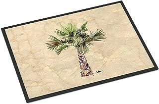 Caroline's Treasures 8480JMAT Palm Tree Indoor or Outdoor Mat, 24