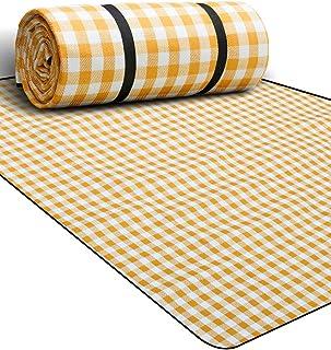 Gutsbox 200 x 200 cm, koc piknikowy XXL, izolacja cieplna, z uchwytem do noszenia