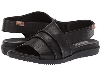 Pikolinos Antillas W0H-0810BG (Black) Women